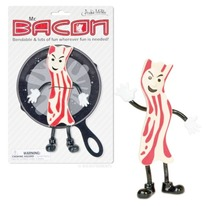 Bendable Mr. Bacon Action Figure