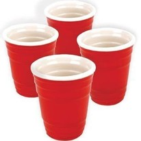 red solo cup shot glasses