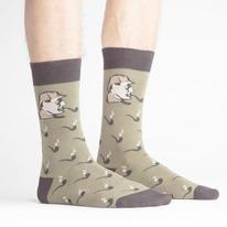 Sherlock Men's Crew Socks