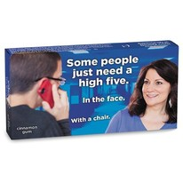 Some People Just Need A High Five (to the face) Gum