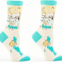 'Sup Nerd Crew Socks