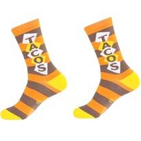 Tacos Unisex Crew Socks