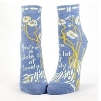 Whole Lotta Lovely Ankle Socks