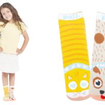 Kids Cat & Dog Pals Socks