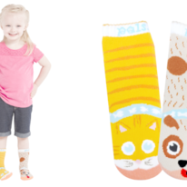Kids Toddlers Cat & Dog Pals Socks