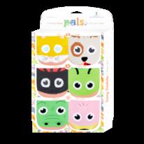 Kids Toddlers Sunny Sidekicks Pals Socks: 3-Pack Gift Box