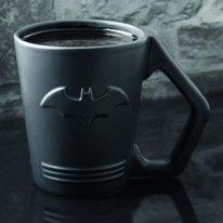 Famous Batman Embossed Shaped Mug