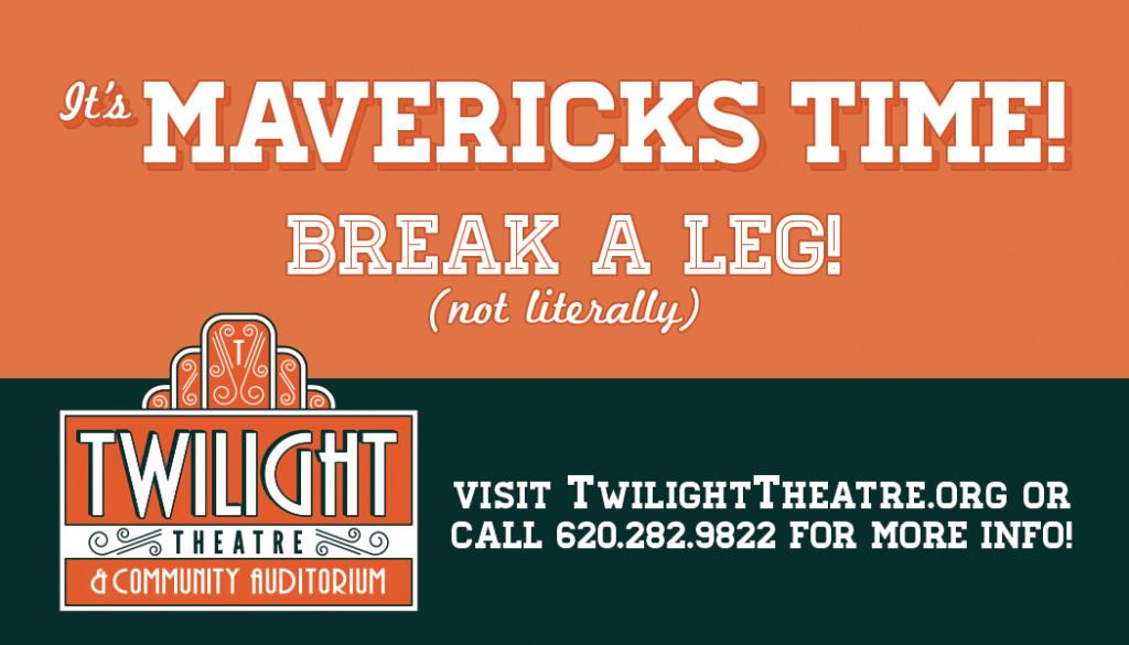 Kansas Destinations Auction - Twilight Theatre