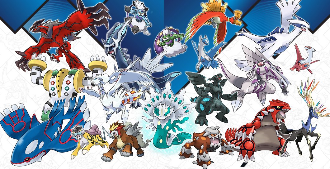 Free Legendary Pokémon Available For Sun and Moon Players