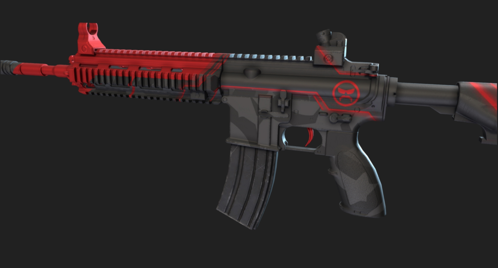 Dr  DisRespect and Shroud PUBG Weapon Skins Leaked