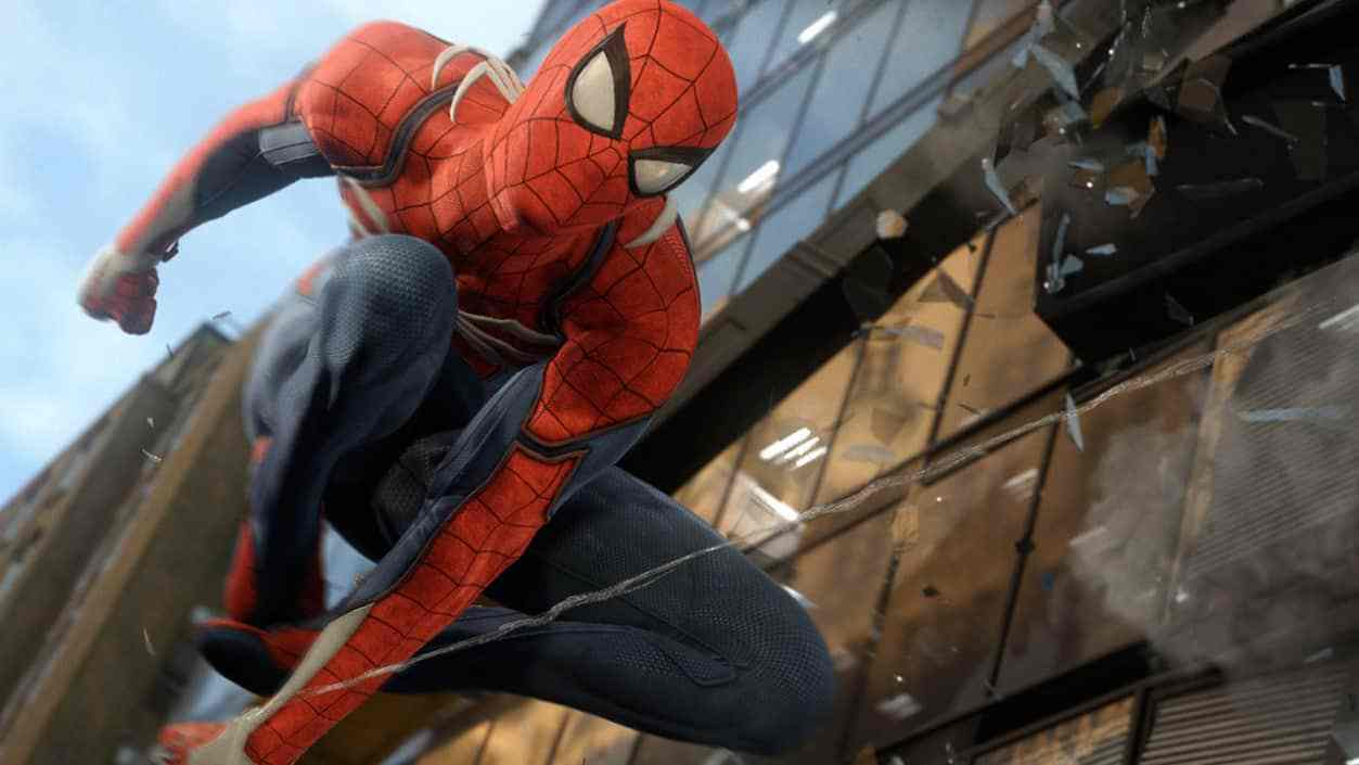 Big 3 at E3 2018: The Last of Us Part 2, Spider-Man Lead