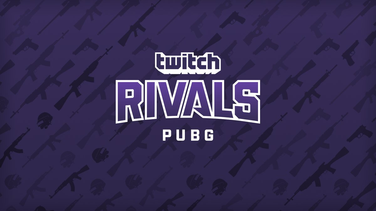 Twitch Rivals PUBG Invitational Bracket and Streams - Shroud