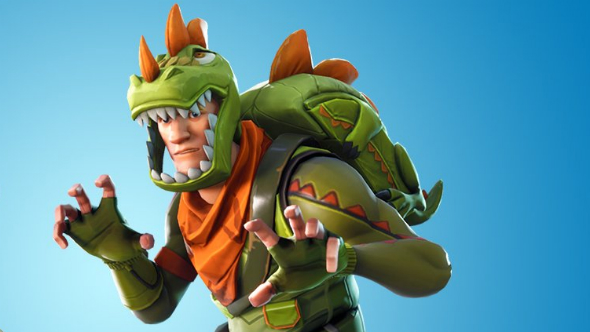 Fortnite funko pop rex skin vinyl revealed at funko fundays - Rex from fortnite ...