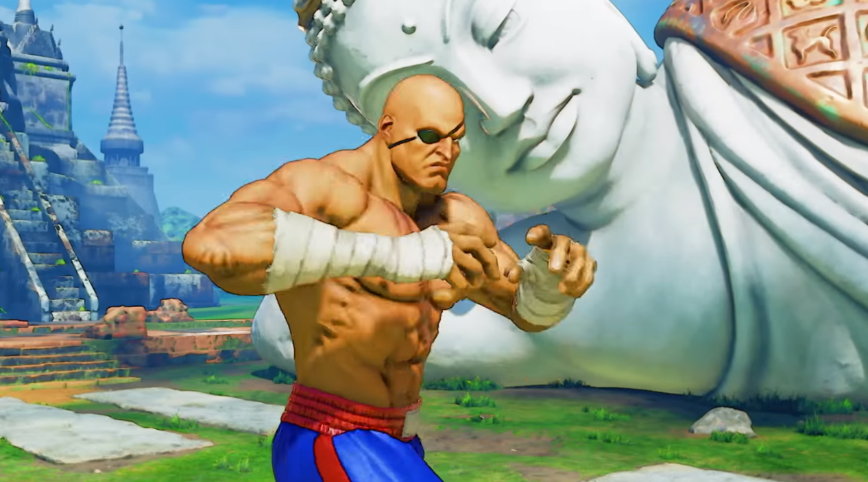 Street Fighter 5 DLC Characters G and SAGAT Available August 6