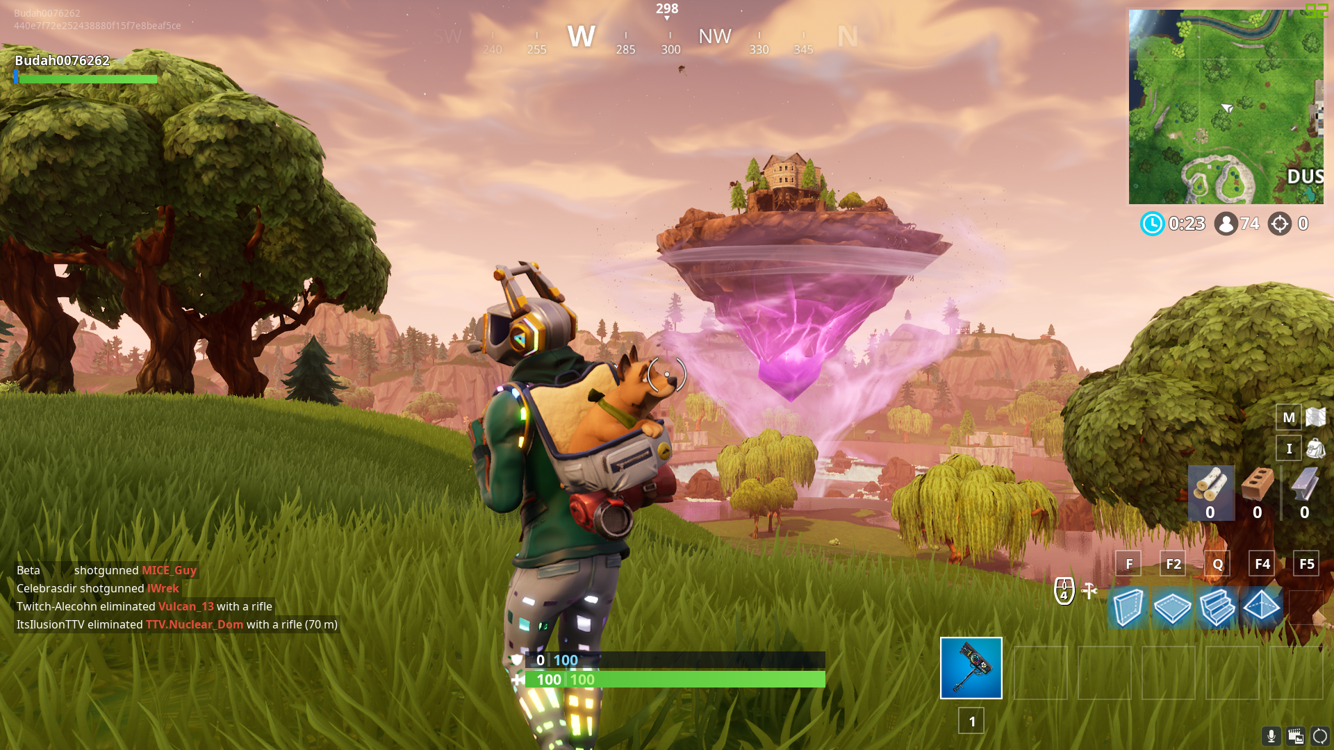 Fortnite Season 6 Map Changes New Points Of Interest And More