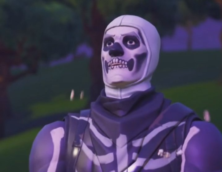 could the skull trooper return to the fortnite daily item shop in