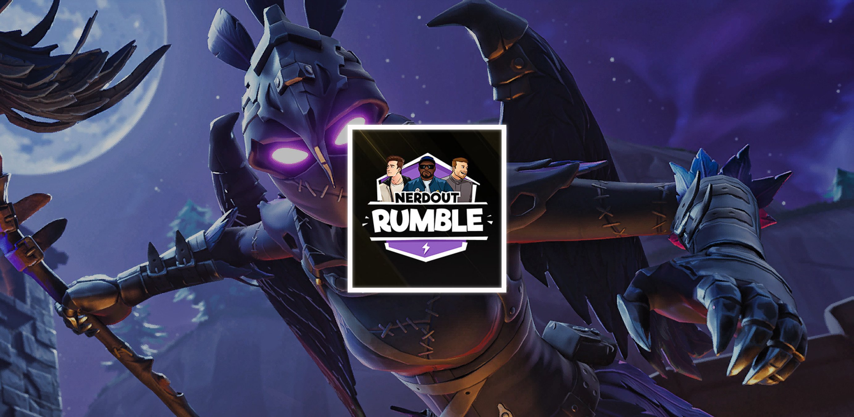 NerdOut Rumble Fortnite Tournament Streams, Bracket and Rules