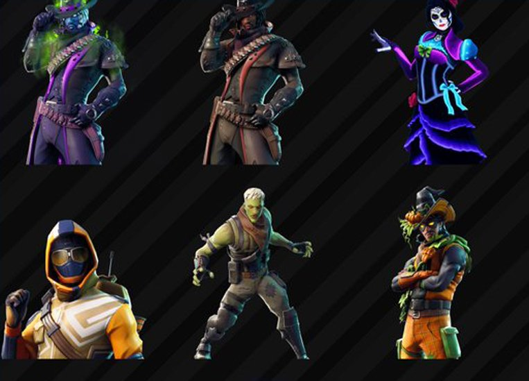 TwoEpicBuddies New Leaked Fortnite Skins and Starter Pack 4