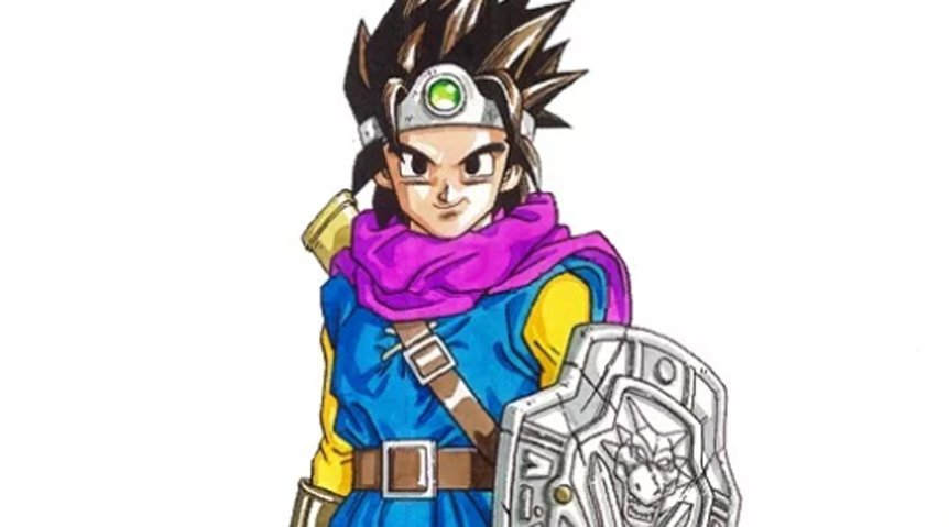 Erdrick of Dragon Quest Leaked as New Super Smash Bros  Ultimate DLC