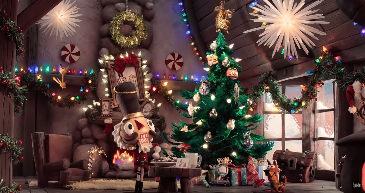 Fortnite 14 Days Of Christmas.14 Days Of Fortnite Rewards Have Been Leaked