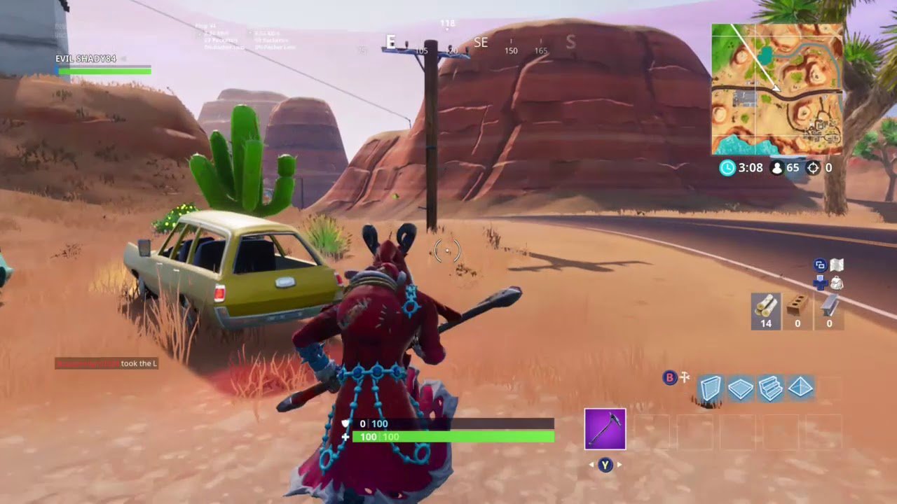 Destroy Wooden Utility Pole Fortnite Location Guide