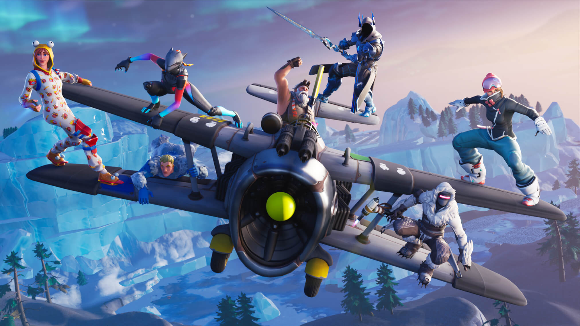 Middle East Fortnite Players Call for Dedicated Server
