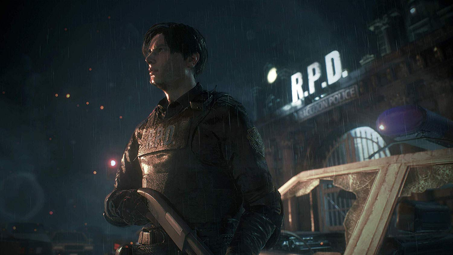 Resident Evil 2 Remake Weapons Locker Key Card Location