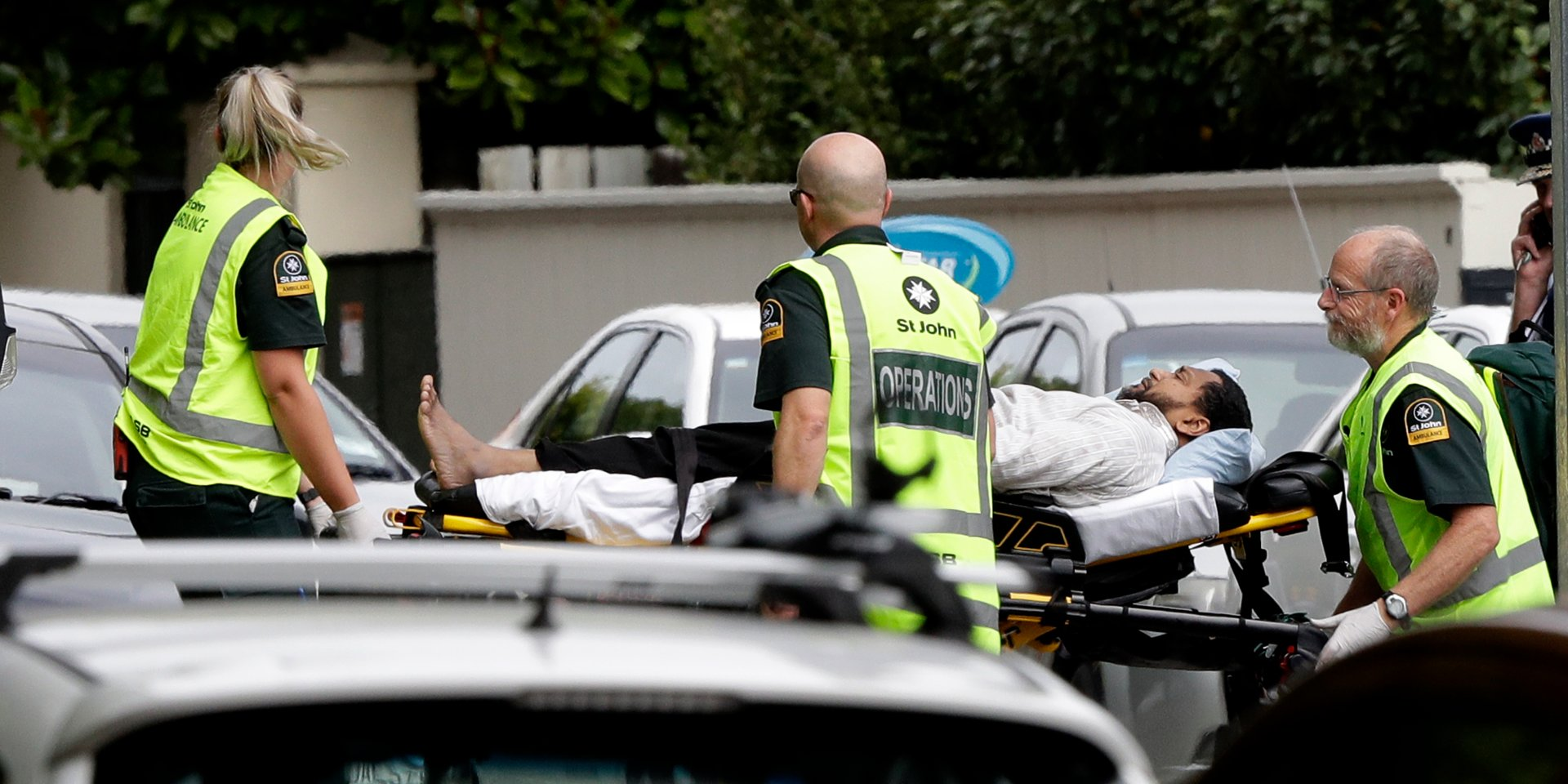 New Zealand Shooter Live Stream Image: PewDiePie Provides Statement Following New Zealand Shooting