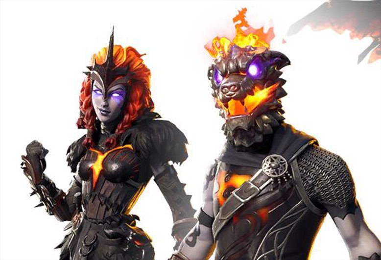 Fortnite Lava Legends Pack Release Date And Item Images