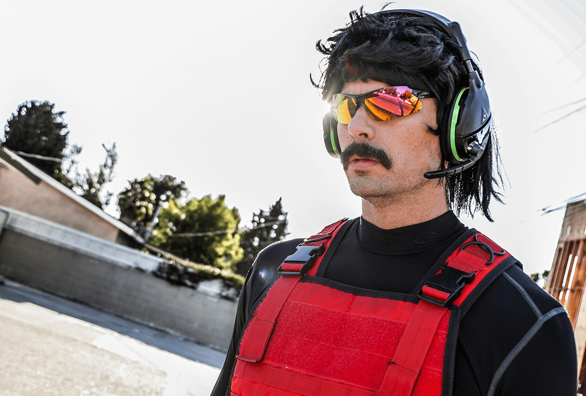 Dr DisRespect Twitter and Twitch Channels Were Hacked Today