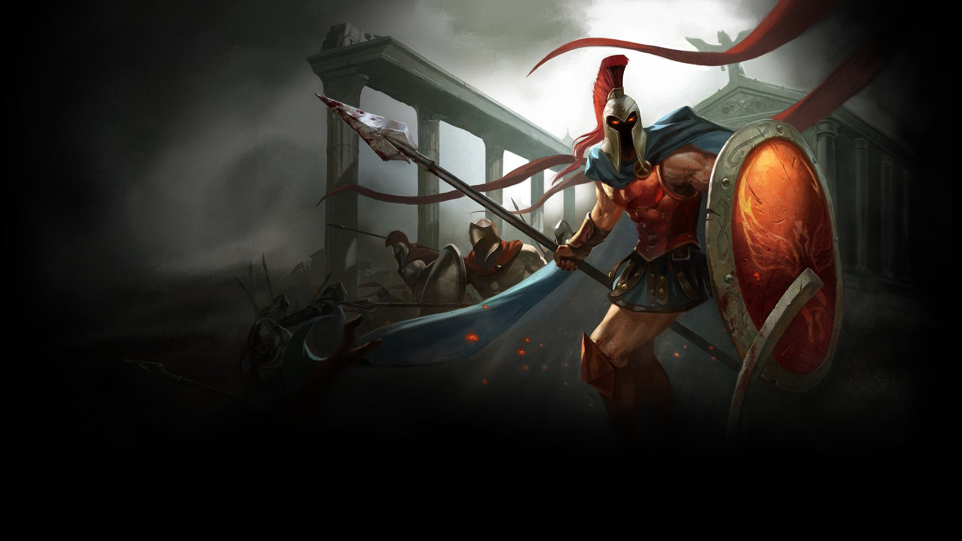 Pantheon Will Be the Next League of Legends Champion Rework