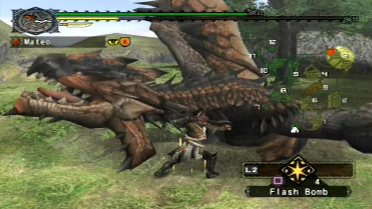 Even in the original days of Monster Hunter, a Rathalos was a beast that required good friends or some considerable patience and skill to bring down.