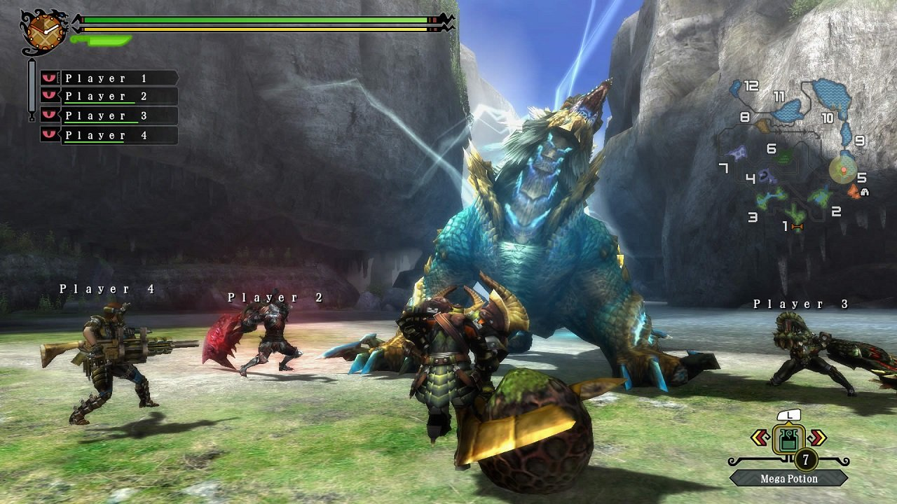 Monster Hunter 3 Ultimate on Wii U and 3DS brought better connectivity to the series, allowing communities to come together with the greatest of ease.
