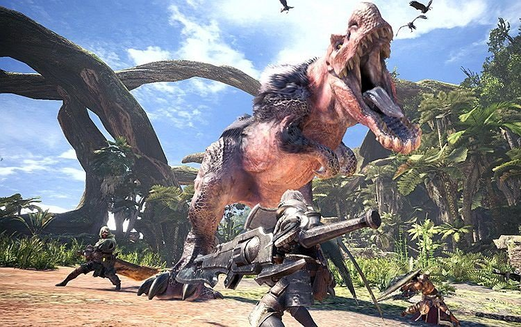 Monster Hunter: World marks the arrival of the series on new generations and on PC for the first time. It bodes for a good cooperative and competitive community when the game finally arrives.