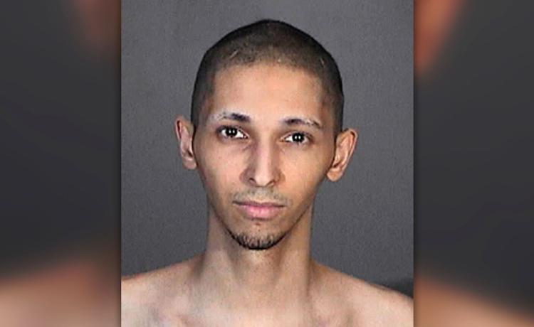 "25-year-old Tyler Barriss (pictured) is a repeat offender in dangerous ""prank"" calls, having called in several bomb threats at events and locations in the past - a crime for which he has been convicted before."