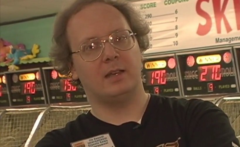 Besides being a former Twin Galaxies Referee, Robert Mruczek is a gaming legend in his own right. He is a prolific marathon gamer and holds a vast number of records in MAME arcades.