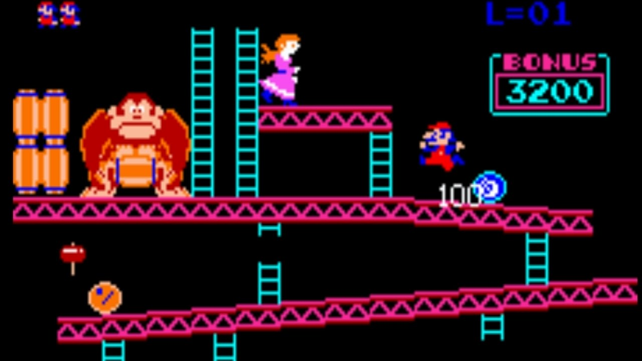 Donkey Kong hit the spotlight again in 2007 with The King of Kong dramatized documentary, featuring Billy Mitchell and Steve Wiebe.