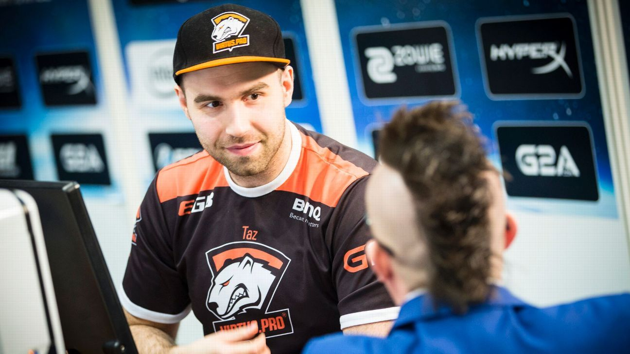 "Virtus.pro Will be looking to impress in their first event, since benching Wiktor ""TaZ"" Wojtas."