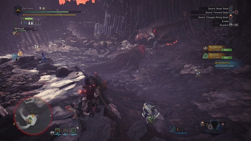 Monster Hunter World - How To Track and Kill Deviljho, Get The