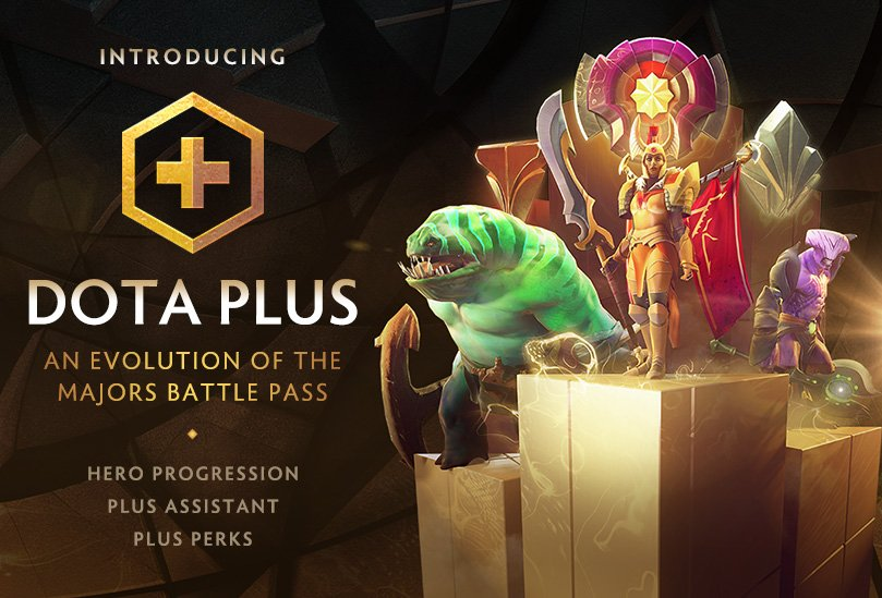 Dota Plus is a monthly subscription service for Valve's MOBA