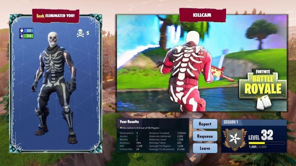- how to reset fortnite stats but keep skins