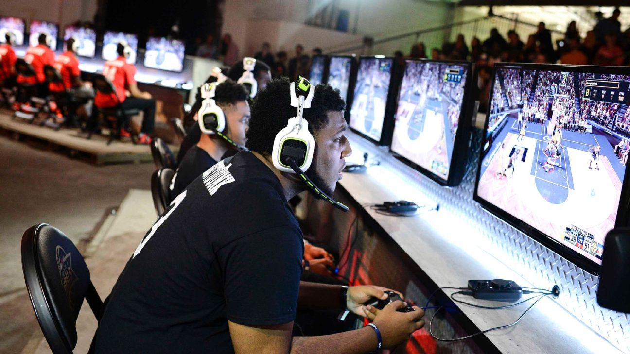 National Basketball Association 2K League Inks Deals With Dell, Intel Ahead Of May Debut