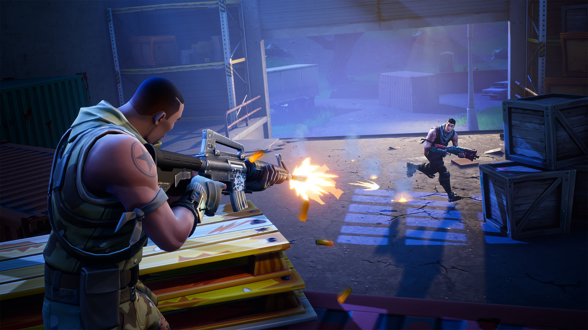 Fortnite Season 4 announced, possible superhero theme inbound