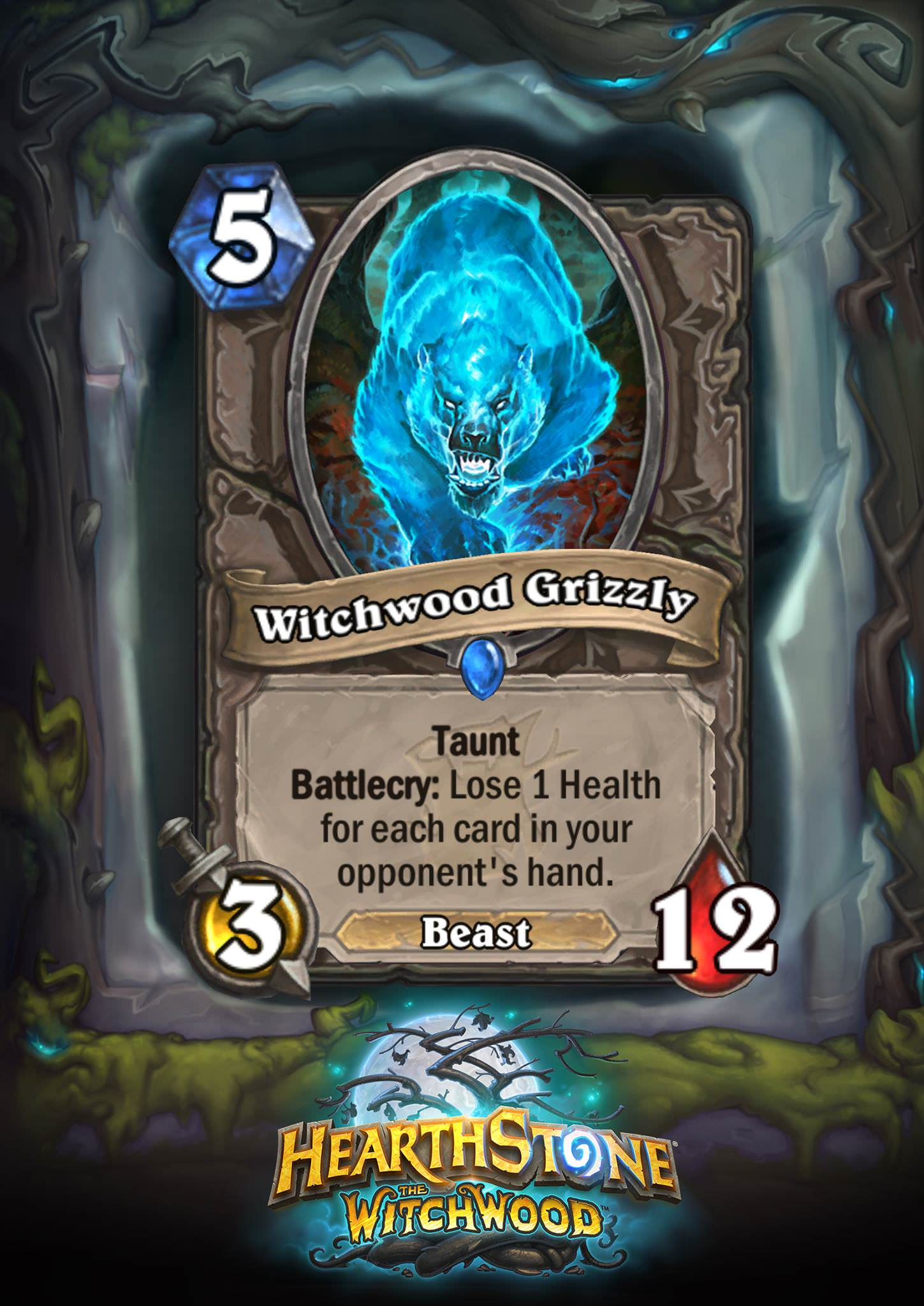 Hearthstone Witchwood: Analysis and predictions of the cards