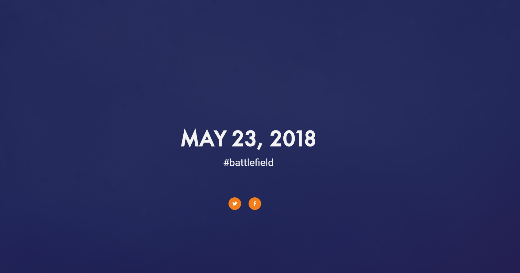 Battlefield V to Have Single-Player Campaign, EA Teases Battle Royale Mode
