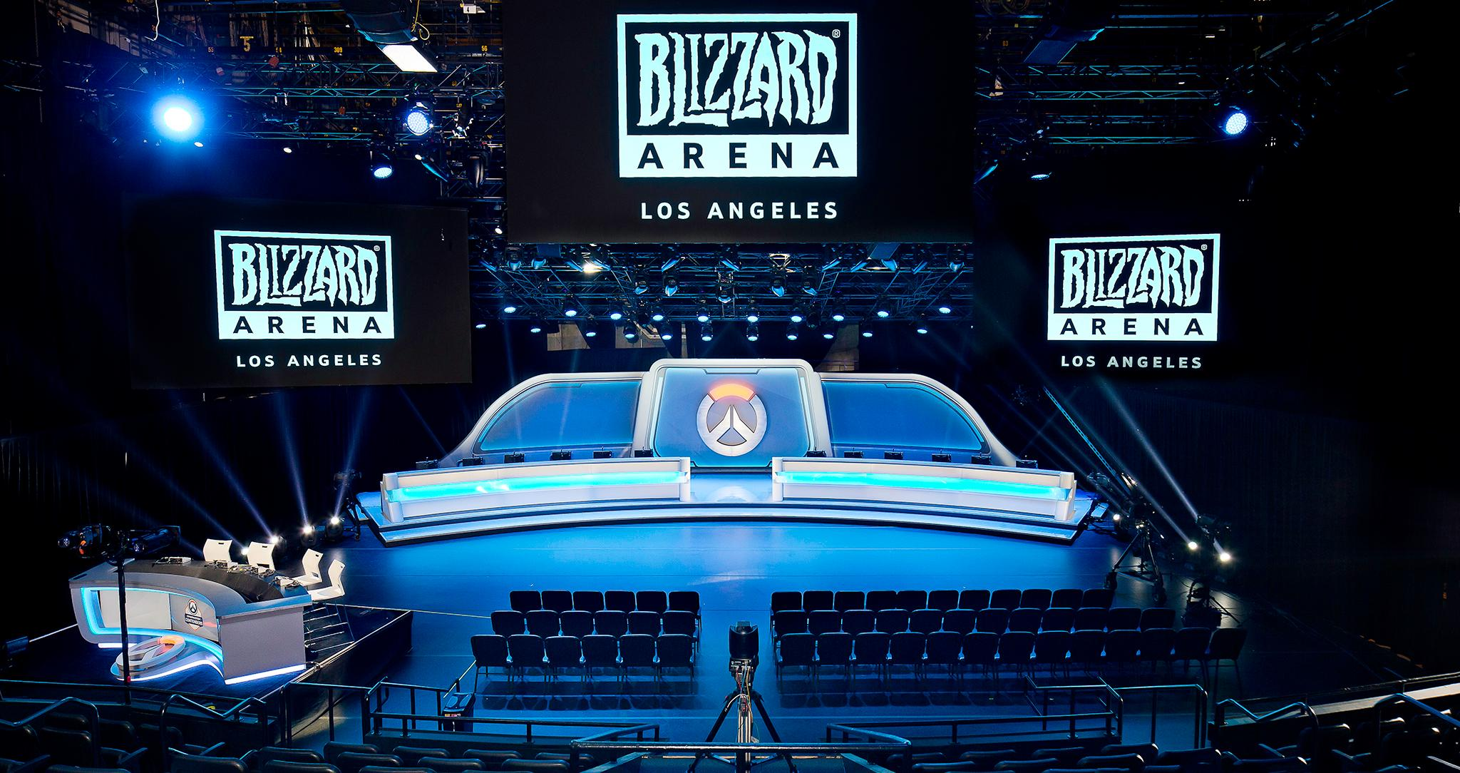 Overwatch League Grand Finals to Be Held at New York's Barclays Center
