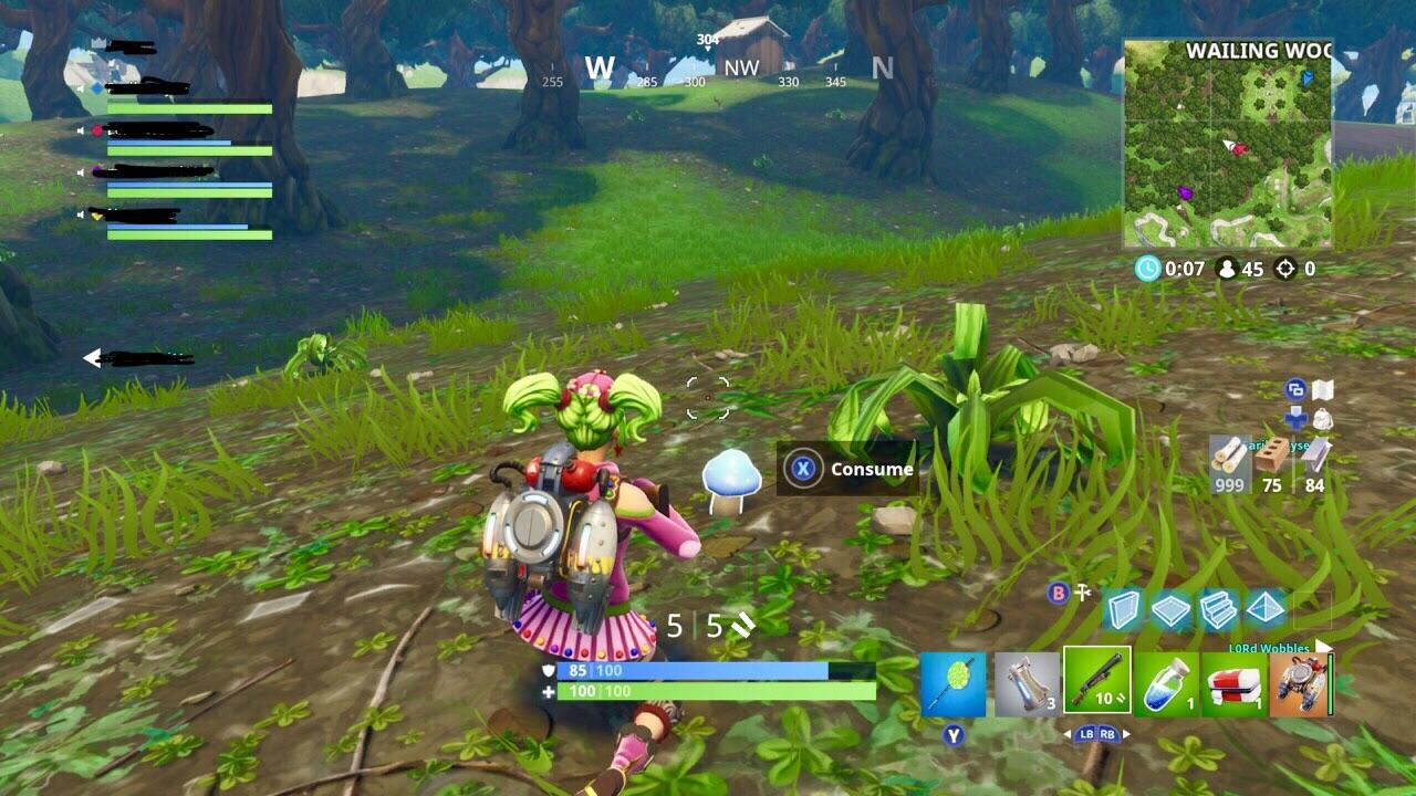 Refund System Mushrooms Shopping Carts Roll Into Fortnite In