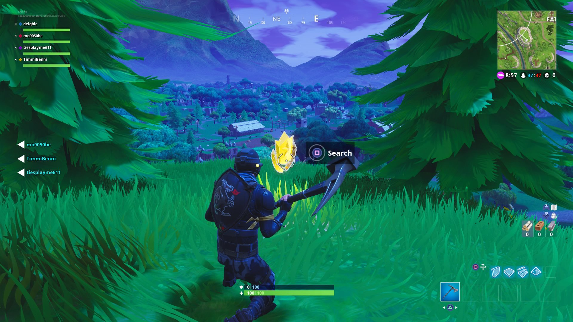 if you can t tell exactly where this is on the map then read on - fortnite battle pass season 4 week 4