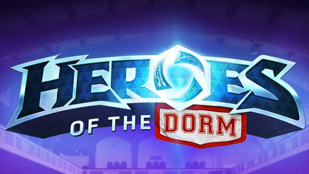 The Heroes of the Dorm competition empowers amateurs to compete for a great prize (Image via Blizzard)