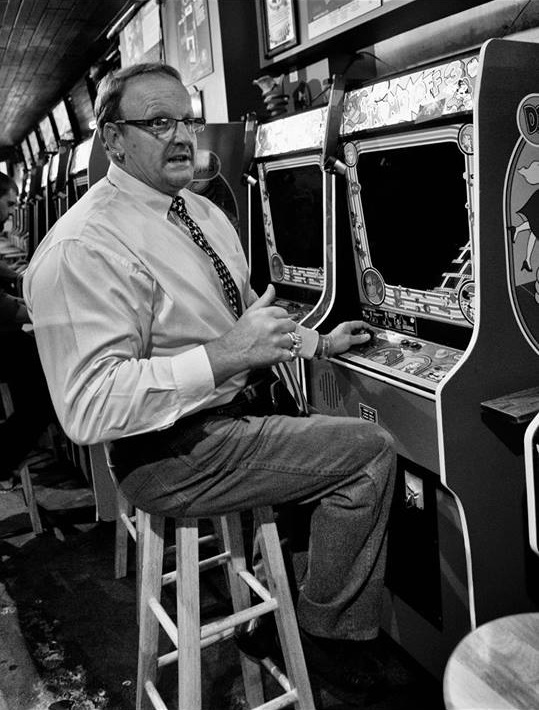 Allen Stall wasn't just a notable competitor at the Australian Kong Offs. He was also the first player in Australia to achieve a Donkey Kong killscreen.